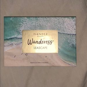 Wanderess Seascape eyeshadow palette